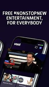 Voot – Watch Colors, MTV Shows, Live News & more Mod 3.1.6 Apk [Unlocked] 1