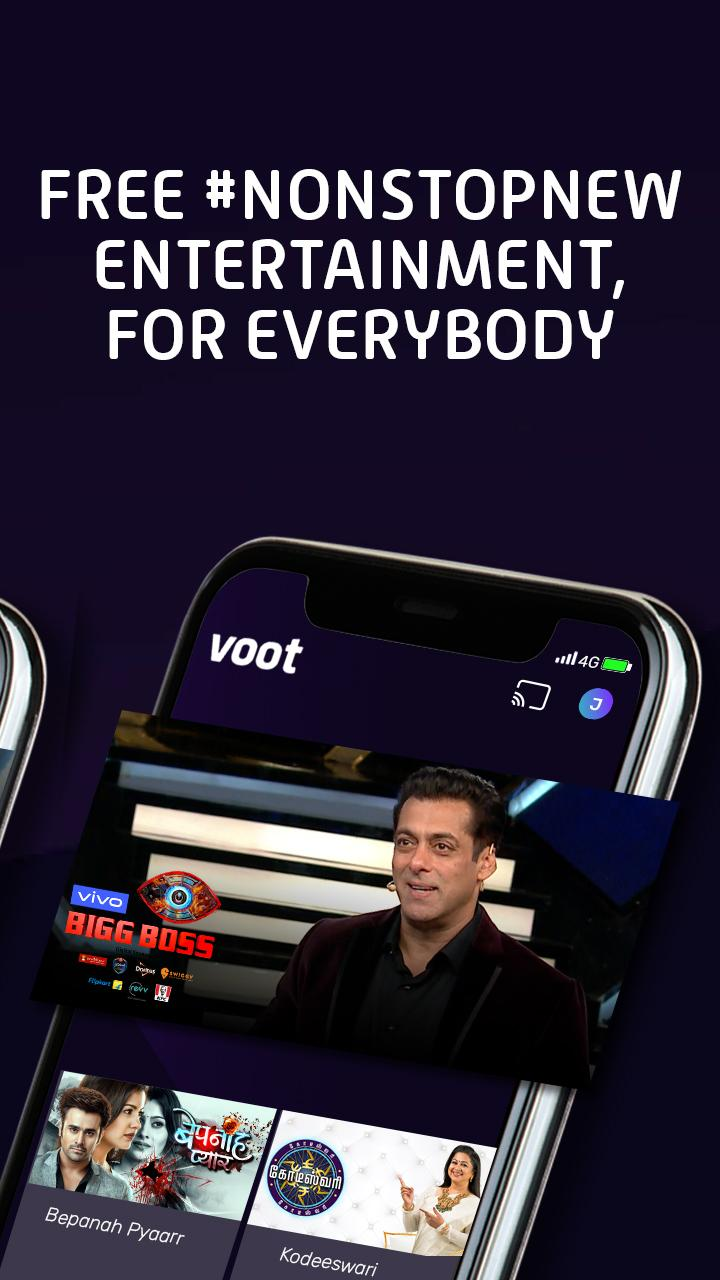 Voot – Watch Colors, MTV Shows, Live News & more v3.9.0[Ad-Free] APK [Latest]