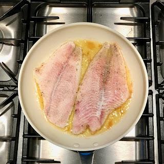Sole MeunièRe à La Julia Child Recipe