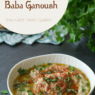 Quick & Easy Baba Ganoush