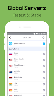 Free VPN Proxy Master by Super VPN Shield - náhled