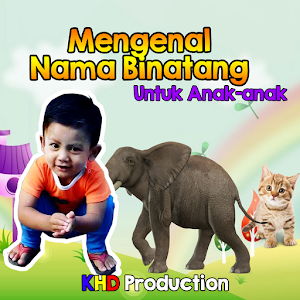 Mengenal Nama Binatang 1 0 latest apk download for Android