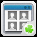GO Contact Widget icon