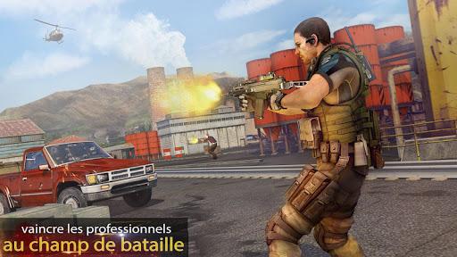 Code Triche neuf pistolet tournage FPS 3D: action Jeux APK MOD screenshots 4