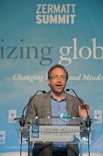 Photo: Jimmy Wales, Wikimedia Foundation Keynote Address Alternative Business Models to Serve the Common Good