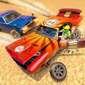 Demolition Racing Car Crash Stunts icon