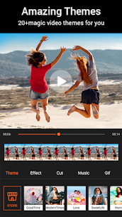 Beauty Video – Music Video Editor & Slide Show 1