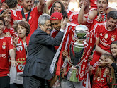 Une légende du Benfica Lisbonne tire sa révérence