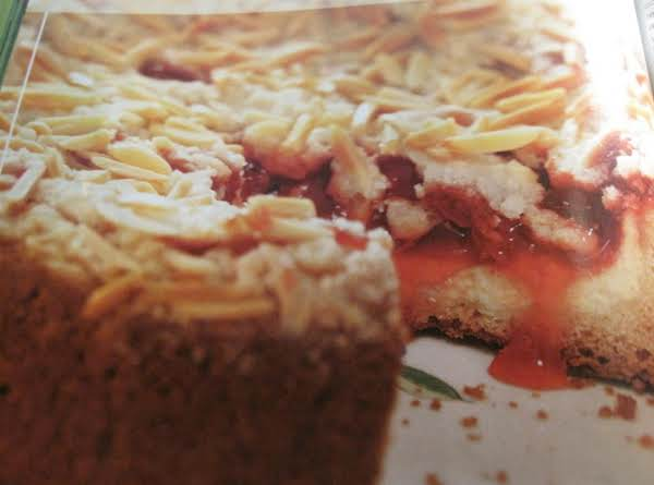 Cherry Cream Cheese Coffee Cake By Rose
