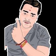 Hindustani Bhau (Bahu) Stickers WAStickerApps