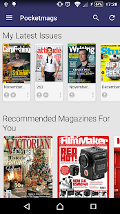 Pocketmags Magazine Newsstand- screenshot thumbnail