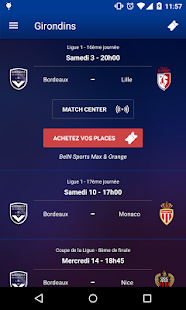 Girondins Officiel- screenshot thumbnail