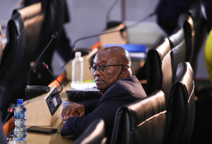 WATCH LIVE | State capture inquiry hears Zuma's application for the recusal of Raymond Zondo