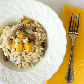 Squash Mushroom Risotto Recipes