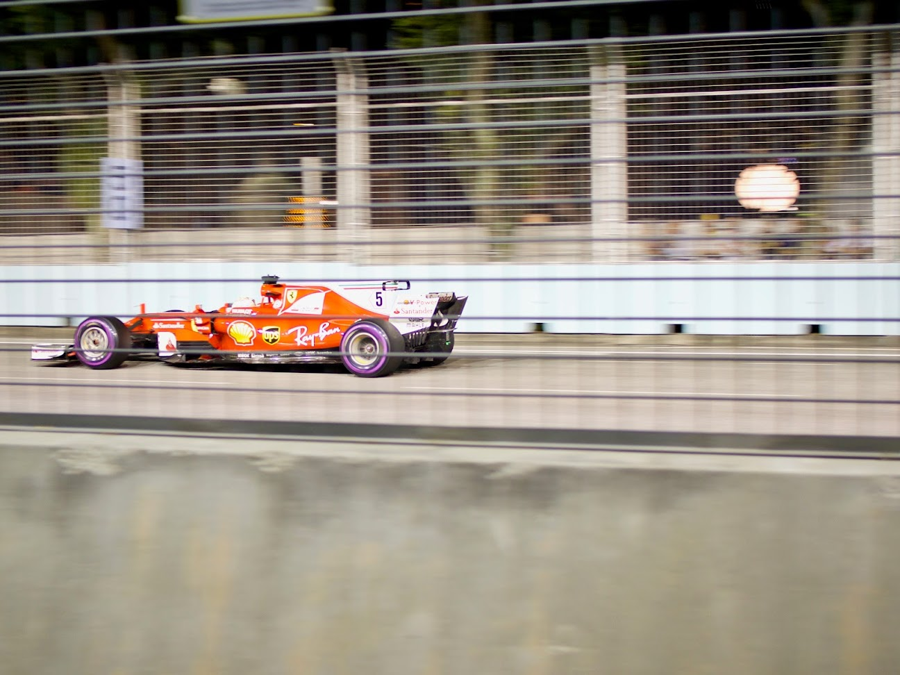 Singapore GP 2017 Qualifying