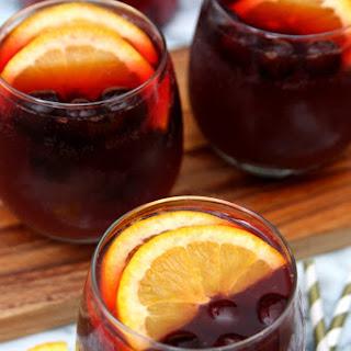 Cherry Orange Sangria