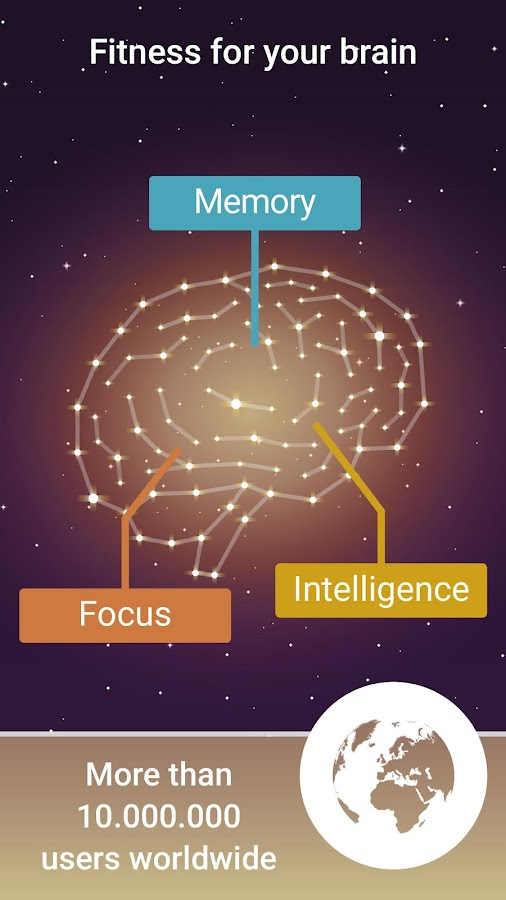 NeuroNation - brain training- screenshot