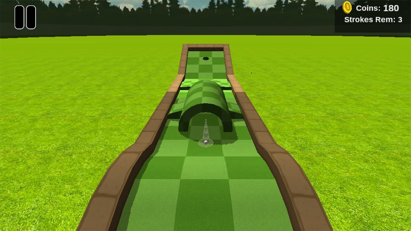 min golf game