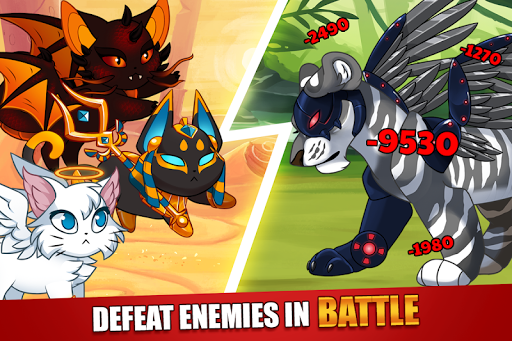 Castle Cats: Epic Story Quests 2.0.3 screenshots 8