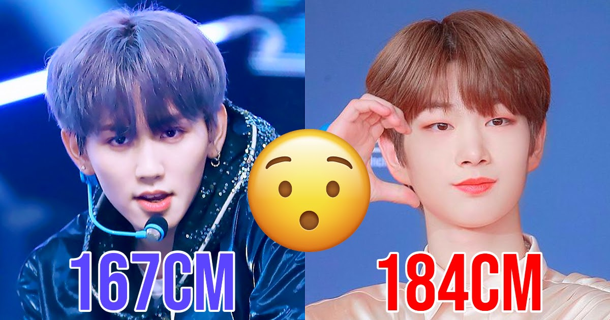 These Are The Shortest To Tallest Average Heights Of 15 K-Pop Rookie Boy Groups