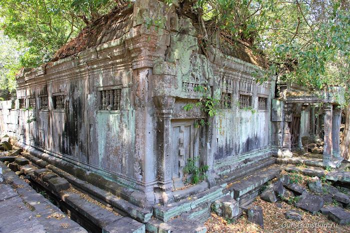 Бенг Мелеа - храмы Ангкора