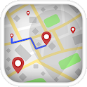 GPS Navigation -  Routes Direction icon