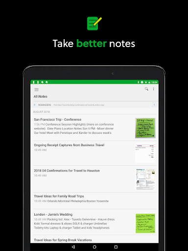 Evernote for Android - Download