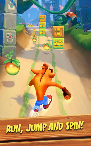 Crash Bandicoot Mobile 13