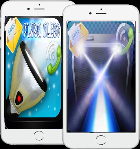 SMS Call Flash Alert - LED