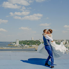 Wedding photographer Aleksey Denisov (chebskater). Photo of 31.08.2018