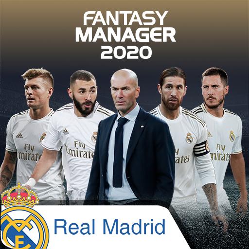 Real Madrid Fantasy Manager'20 Real football live