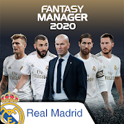 Real Madrid Fantasy Manager 2020: Zinedine Zidane‏