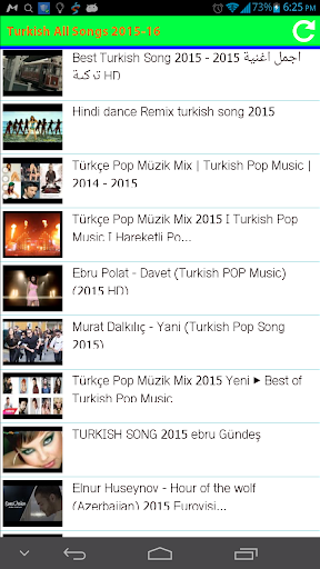 Turkish All Songs