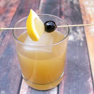 Limoncello Whiskey Sour.