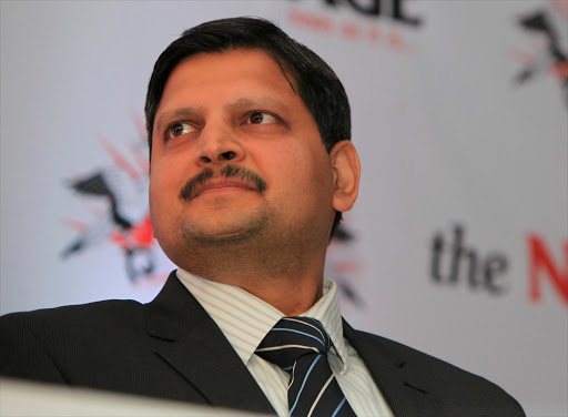 Guptas accuse parliament's public enterprises committee of 'political showboating'.