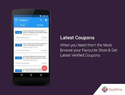 DesiDime – Online Deals & Coupons 3