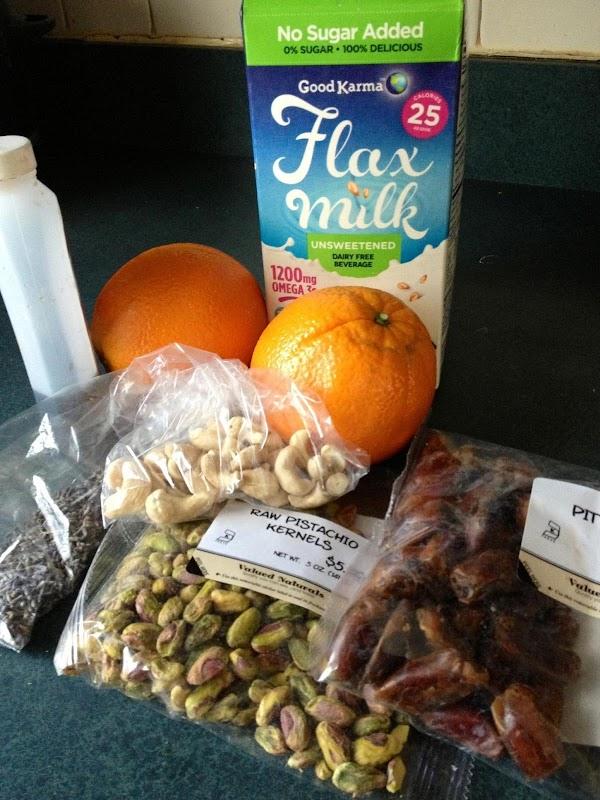 Gather ingredients