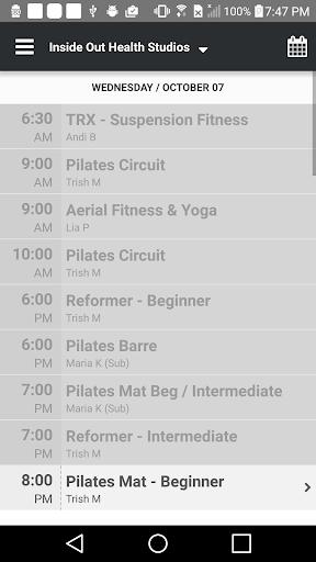Adelaide Pilates Studio  screenshots 2