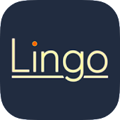 Lingo - word guessing game