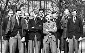 Photo: Rest of 6th Form 1951