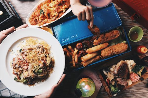 Nooice餐酒館│ 工具箱裝餐點這工業風也太狂 創意滿滿輕鬆吃喝看這邊