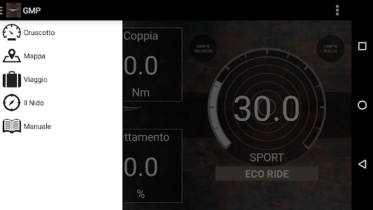Moto Guzzi Multimedia Platform screenshot 4