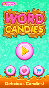 Word Candies - Word Connect - náhled