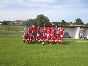 Photo: Pred utrakmicu NK Štinjan - NK Pomorac