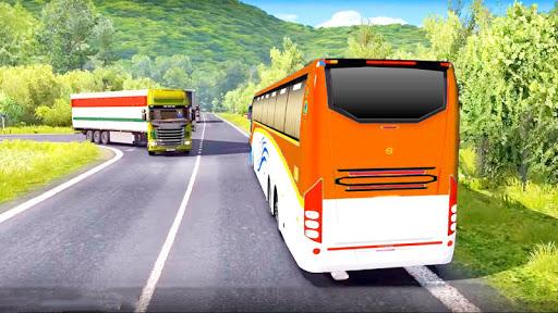 bus simulator : coach hill driving game 2019  screenshots 10