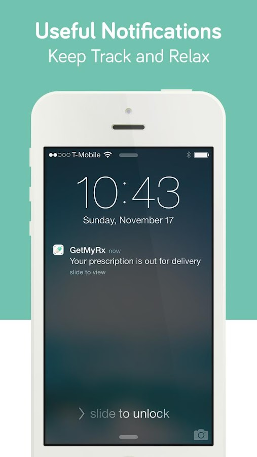 GetMyRx - Pharmacy On Demand- screenshot