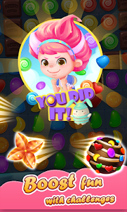 Candy Sweeten - Match 3 Fever & Matching Adventure- screenshot thumbnail