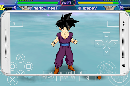 Super Goku Saiyan Warrior Games (apk) free download for Android/PC/Windows screenshot