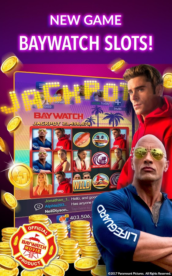 Jackpot City Slots™ Casino App- screenshot