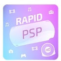 Rapid PSP Emulator for PSP Games icon